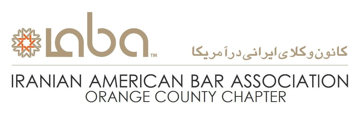 The Iranian American Bar Association - Orange County Chapter (IABA-OC)